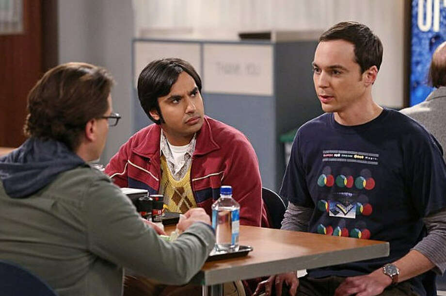"Dr. Sheldon Cooper on TV's ""Big Bang Theory"" is how many people will always identify the Houston-born Emmy Award-winning actor Jim Parsons, but he also starred in a number of other TV and film roles.Here are just a few ... Photo: Getty Images"