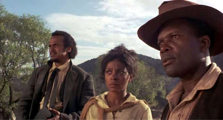 BUCK AND THE PREACHER (with Harry Belafonte and Sidney Poitier)