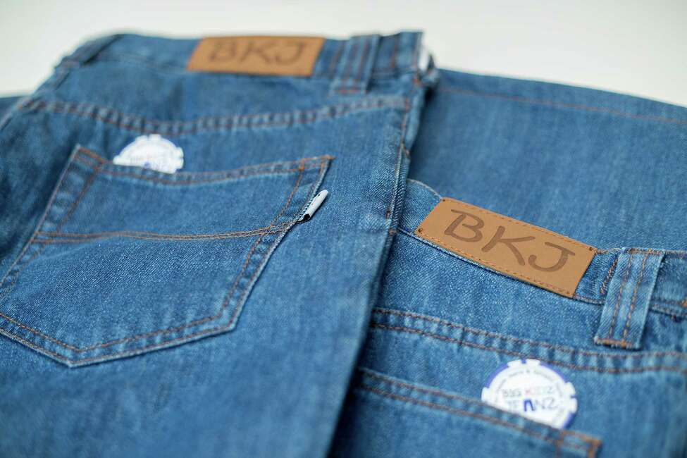 Steve Frazee is the founder of Big Kidz Jeanz, a company he started because he had a hard time finding pants to fit his