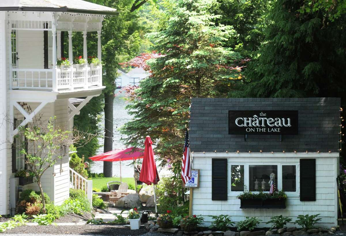 Chateau on the Lake on Thursday June 5, 2014 in Bolton Landing, N.Y. (Michael P. Farrell/Times Union)
