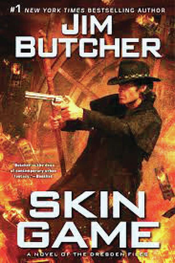 "Jim Butcher, ""Skin Game"""