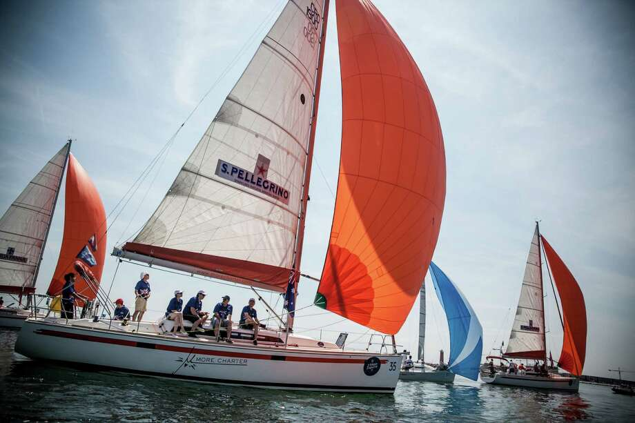 Pellegrino Cooking Cup, organized by Nestle Waters brand San Pellegrino, will be held this weekend in Venice, Italy. Photo: Contributed Photo / Stamford Advocate Contributed