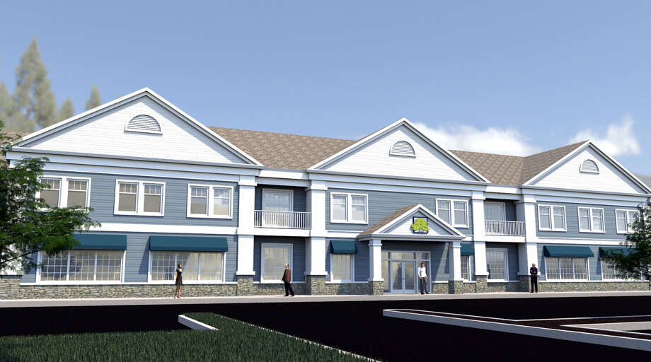 Maplewood, a Westport based health care company, recently broke ground on a new medical office building in Newtown. The company has several assisted living facilities operating and under development throughout the region. Photo: Contributed Photo / The News-Times Contributed