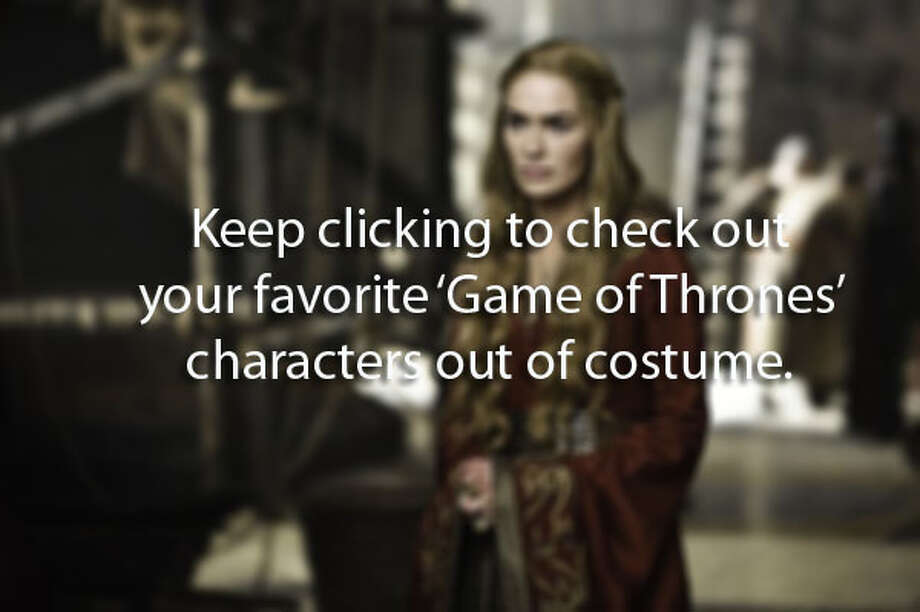 ">>> Click through for a look at ""Game of Thrones"" actors in and out of costume >>>"