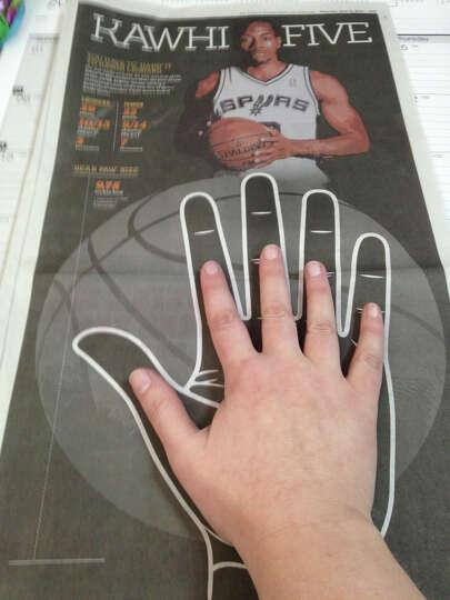 Kawhi leonard hands