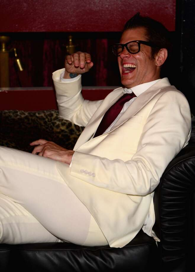 """Actor Johnny Knoxville attends Spike TV's """"Guys Choice 2014"""" at Sony Pictures Studios on June 7, 2014 in Culver City, California. Photo: Frazer Harrison, Getty Images For Spike TV"""