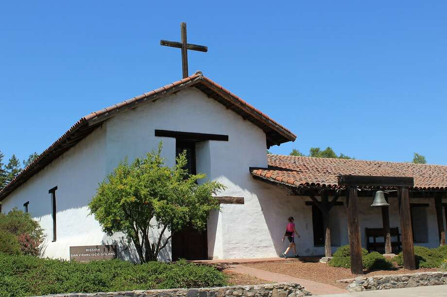 Mission San Francisco de Solano Photo: Stephanie Wright Hession, Special To The Chronicle