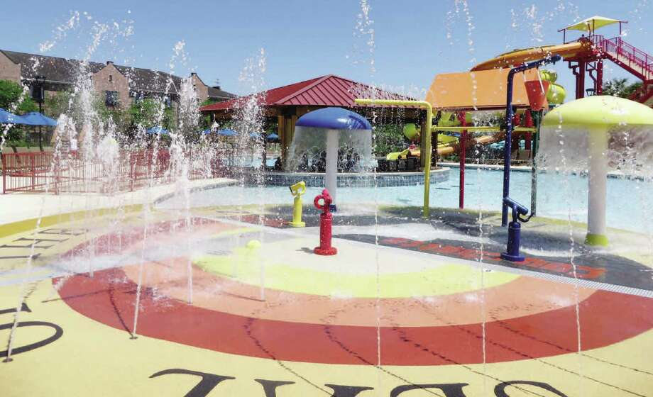 The Dream Pool that opened in May at the Coushatta Casino Resort in Kinder, Louisiana, has plenty to keep the kids entertained, including several slides and a splash pad with waterfalls. Photo: Courtesy Photo