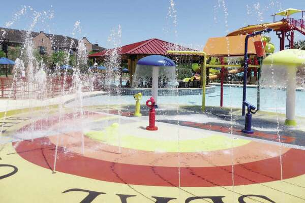 The Dream Pool that opened in May at the Coushatta Casino Resort in Kinder, Louisiana, has plenty to keep the kids entertained, including several slides and a splash pad with waterfalls.