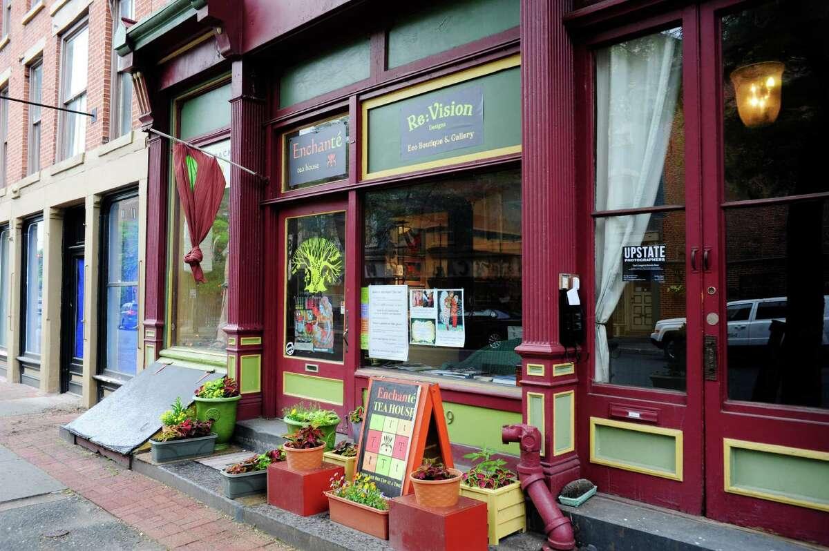 River Street Shop A Blend Of Tea Art