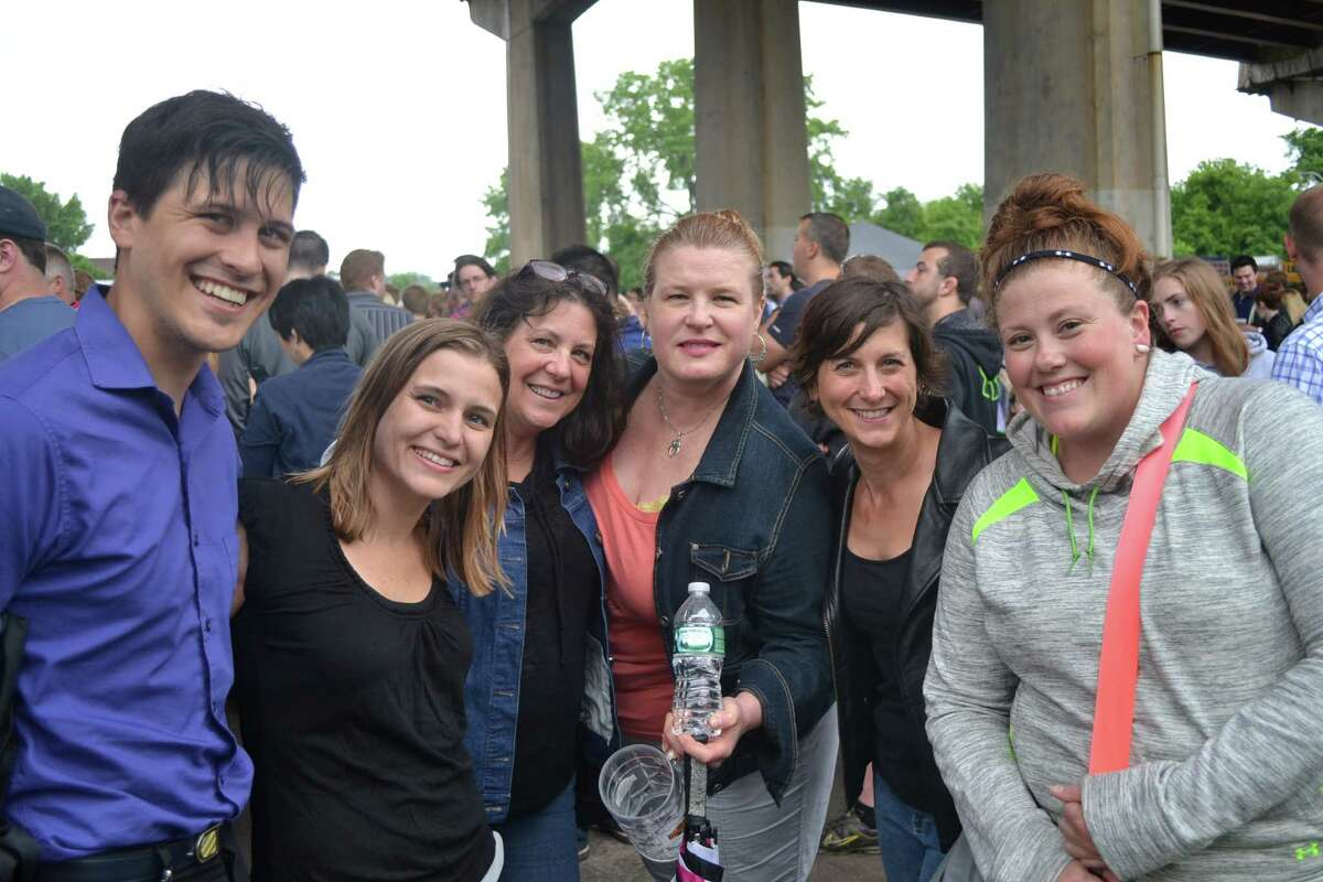 Were you Seen at the kickoff concert for the Alive at Five season with Fitz & The Tantrums at the Corning Preserve Boat Launch in Albany on Thursday, June 12, 2014?