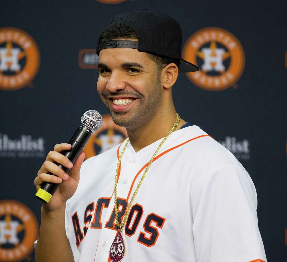 Grammy Award-winning artist Drake has a strong Houston connection. He's hosted a three-day Houston Appreciation Weekend (HAW) event for the past few years. Photo: Bob Levey, Getty Images / 2014 Getty Images