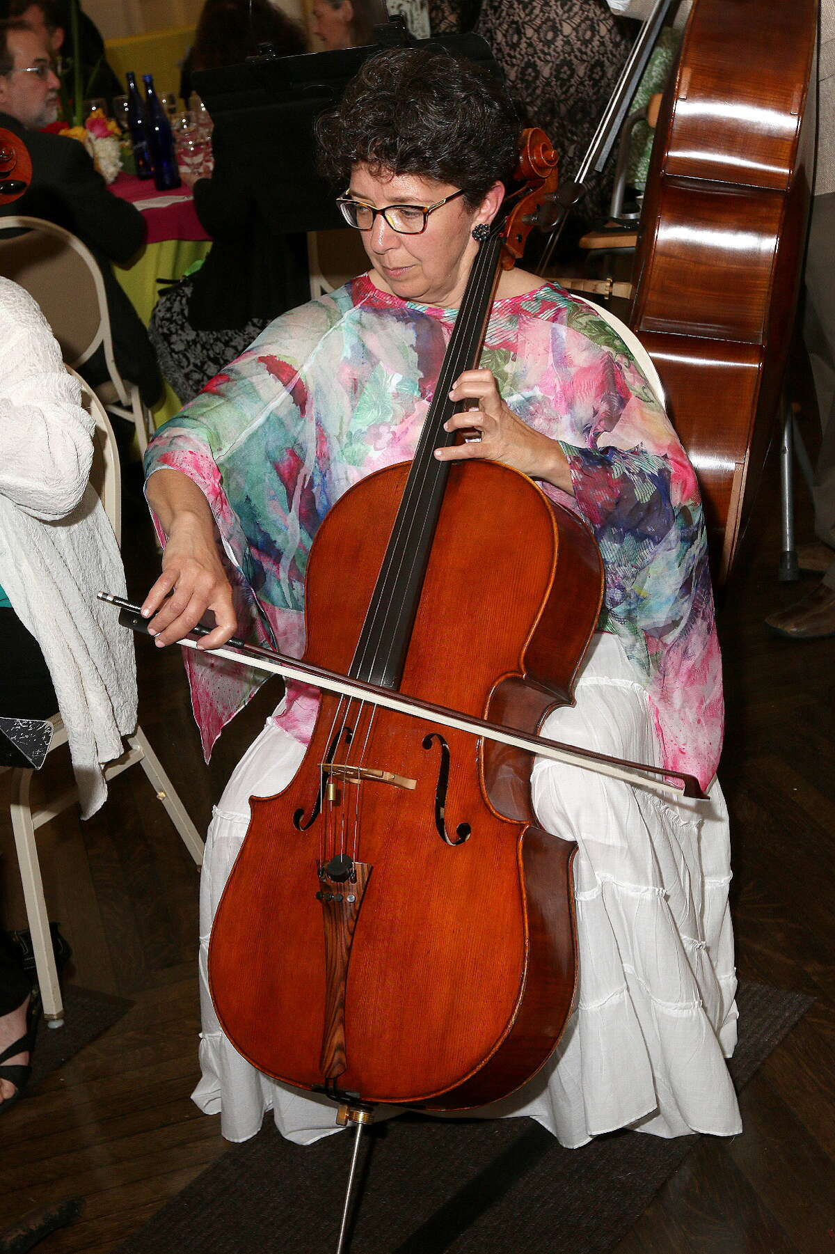 Were you Seen at Albany Symphony Conductor's Circle Celebration to benefit the Albany Symphony Orchestra at the Canfield Casino in Saratoga Springs on Thursday, June 12, 2014?