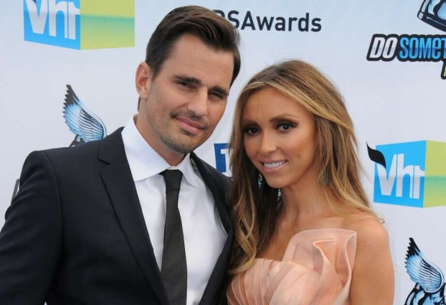 Giuliana Rancic, right, and Bill Rancic attend the 2012 Do Something awards on Sunday, Aug. 19, 2012 in Santa Monica, Calif. The couple will be keynote speakers at Bridgeport Hospital's Rose of Hope event today. (Photo by Jordan Strauss/Invision/AP)