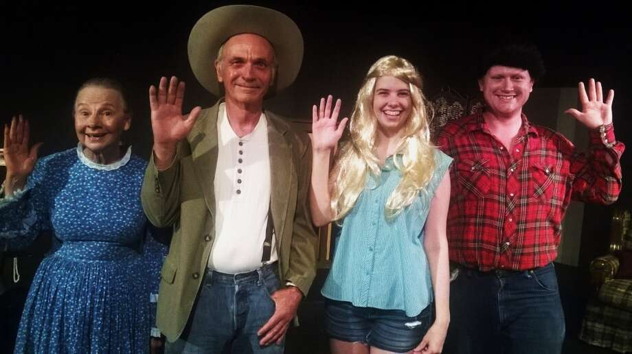 "Opening: ""Beverly Hillbillies."" Through June 28, Rose Theatre Company. therosetheatreco.com; 210-360-0004. Courtesy photo."