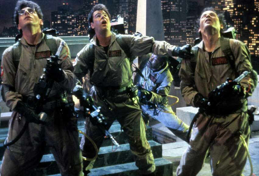 Ghostbusters: Then and now, 30+ years later In this month in