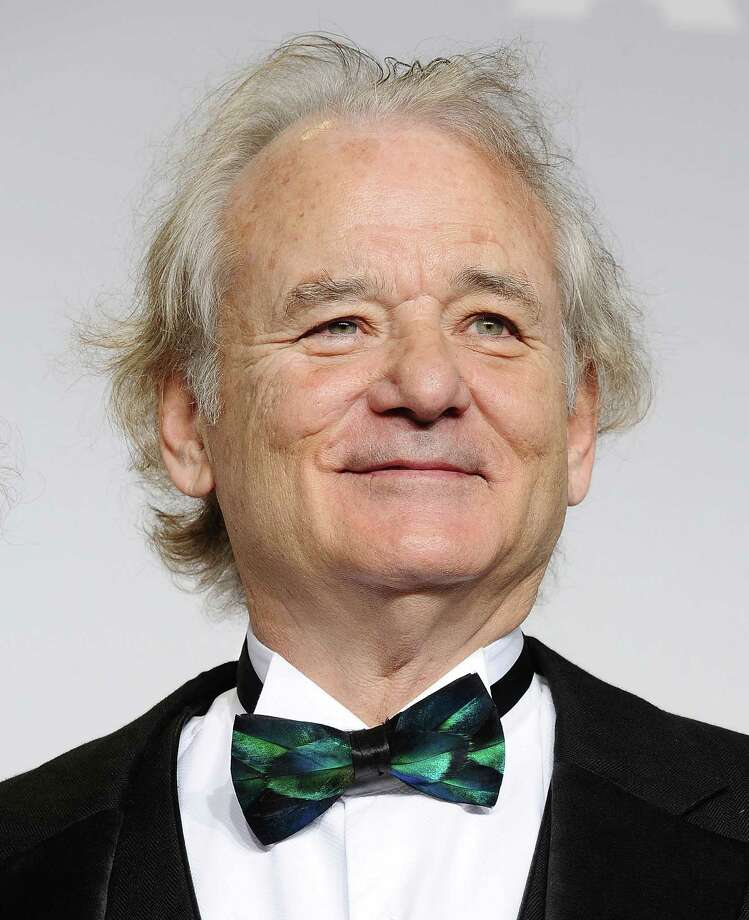 "After ""The Razor's Edge"" flopped in theaters, Murray took four years off from acting to study philosophy and history at the Sorbonne in Paris and spent time with his family in the Hudson River Valley.He ultimately returned and found hits with ""What About Bob?"" and ""Groundhog Day.""His career has seen a recent resurgence with films like ""The Life Aquatic with Steve Zissou,"" ""Rushmore,"" ""The Royal Tenenbaums,"" ""Charlie's Angels"" and ""Lost in Translation."" Photo: Jason LaVeris, Getty / 2014 Jason LaVeris"