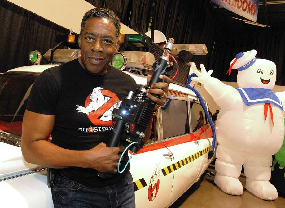 "At 68, Hudson continues to appear at pop culture and comic conferences on behalf of ""Ghostbusters."" Photo: Paul Warner, Getty / 2014 Paul Warner"