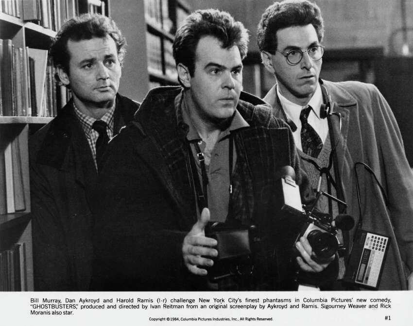 Bill Murray, Dan Aykroyd and Harold Ramis were all alumni of the famous Chicago-based improv comedy theater, The Second City. Murray and Aykroyd were also