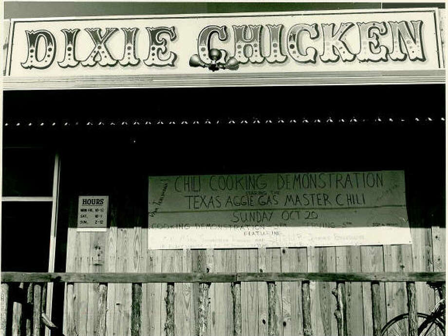 The Dixie Chicken in College Station celebrates 44 years in business on June 15, 2018. The bar and restaurant opened on June 15, 1974. Click the gallery to see photos of the Dixie Chicken through the years.