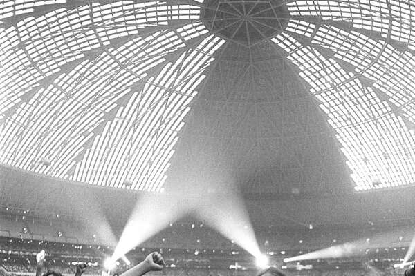 Texxas Jam at the Astrodome, June 8, 1984.