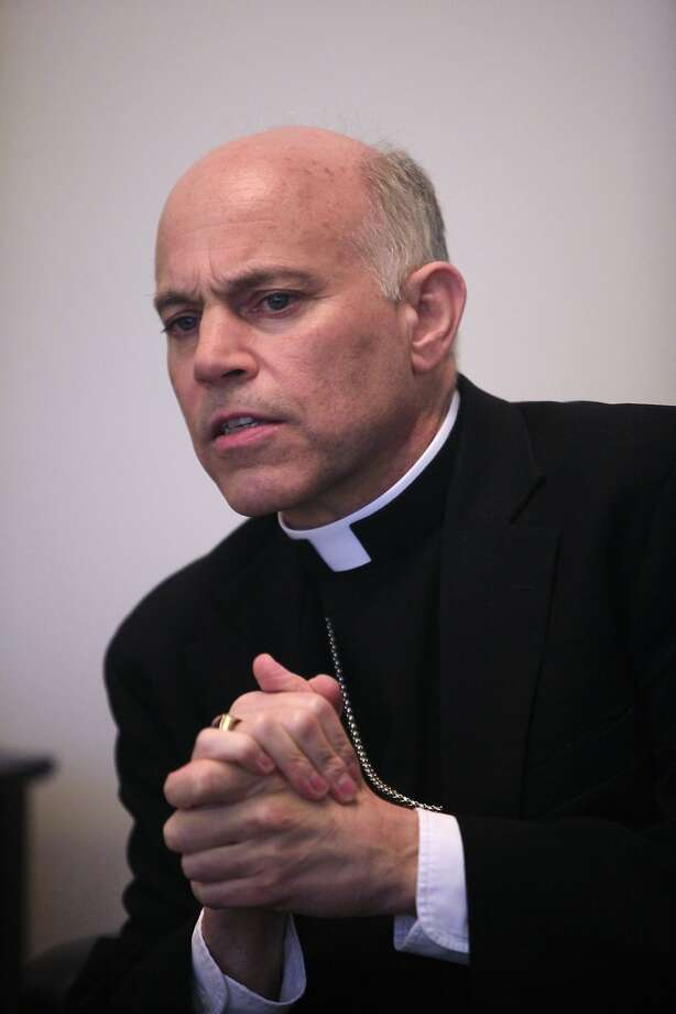 Archbishop Salvatore Cordileone is seen at the Archdiocese of San Francisco on Thursday, June 6, 2013 in San Francisco, Calif. Photo: Lea Suzuki, The Chronicle