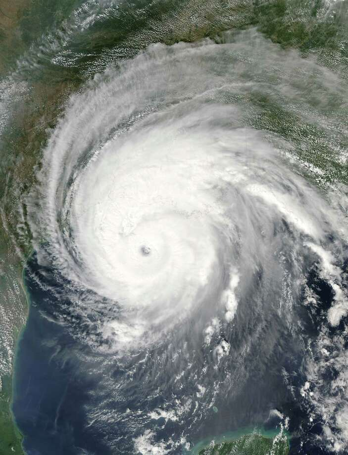 Hurricanes with female names get less respect and end up being deadlier. Photo: NASA / Getty Images / 2005 NASA