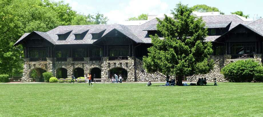 Bear Mountain Inn recalls old-time grand rustic lodges - Connecticut ...