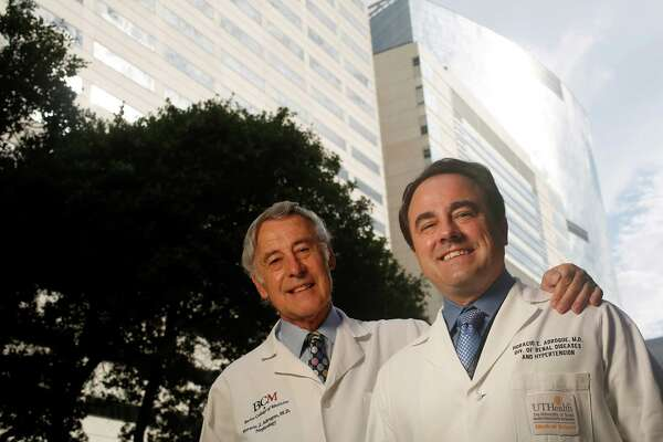 For father-son doctors, medicine is the family business