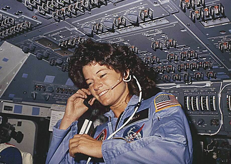 Sally Ride, America's first woman astronaut, was fiercely protective of her privacy. Photo: -, Handout / AFP ImageForum
