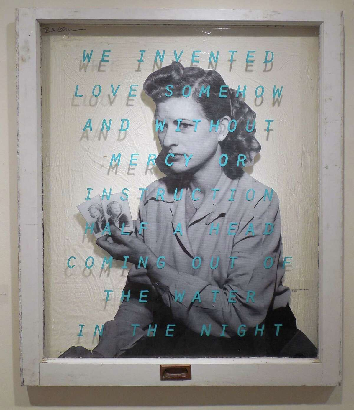 We Invented Love and a multi-media art piece by Bob Schneider