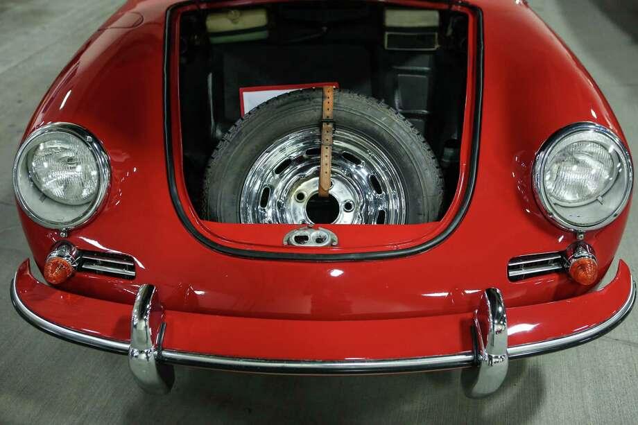 A 1963 Porsche 356C Coupe is shown. Photo: JOSHUA TRUJILLO, SEATTLEPI.COM / SEATTLEPI.COM