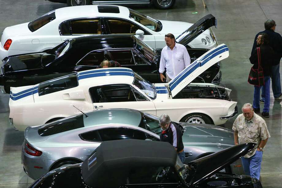 Cars are shown during the Mecum rare and collector car auction. Photo: JOSHUA TRUJILLO, SEATTLEPI.COM / SEATTLEPI.COM