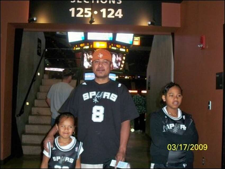 MySA readers share their father-child Spurs pics.