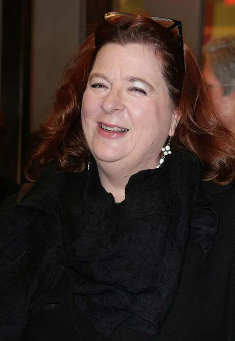 Playwright Theresa Rebeck will join the University of Houston faculty this fall. Photo: Walter McBride, Contributor / 2014 Walter McBride