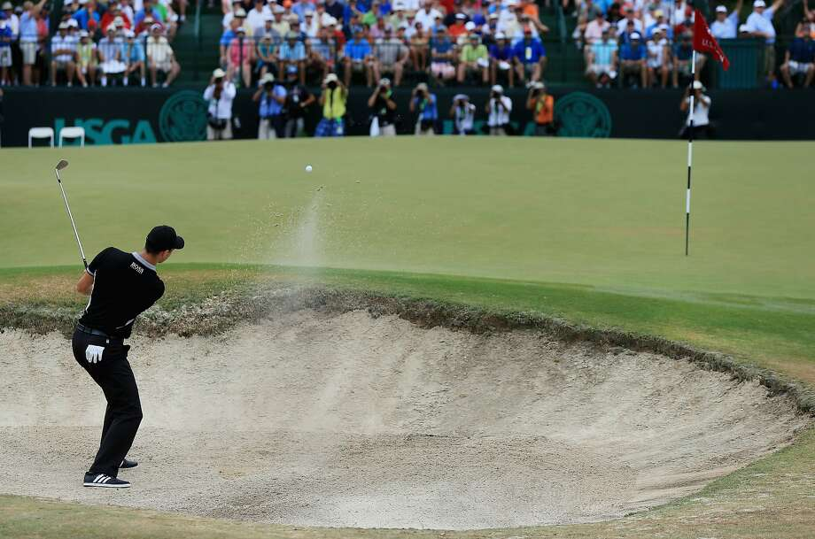 Martin Kaymer, who has been stellar in all phases of the game through two rounds, leads the pack by six strokes. Photo: David Cannon, Getty Images