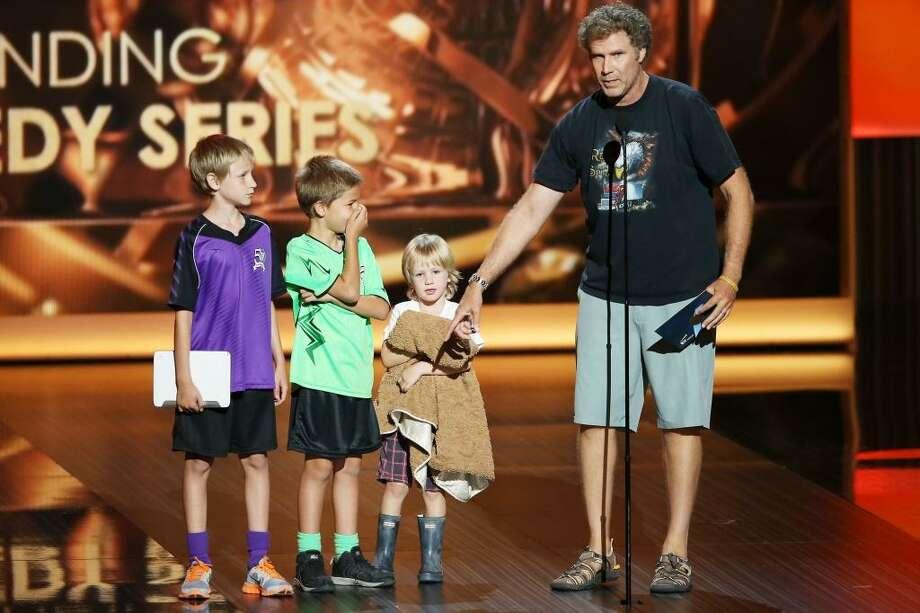 Will Ferrell Kids Emmys Can imagine having Will