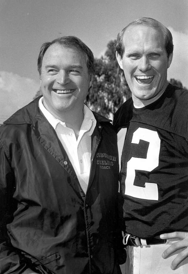 Chuck Noll's Steelers won four Super Bowls in six years. Photo: Associated Press
