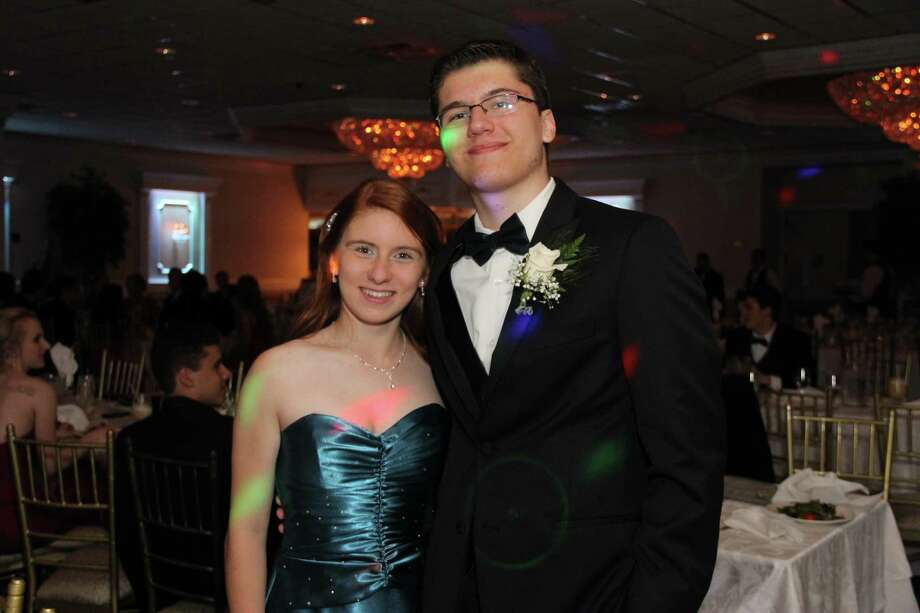Ridgefield High School seniors celebrated prom night at Villa Barone in Mahopac, NY on Friday, June 13. Were you SEEN? Photo: Tania Carreras/Hearst Connecticut Media Group