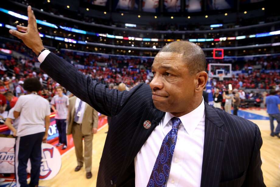 Doc Rivers — The Clippers coach must have mixed feelings about the New Orleans Pelicans... Photo: Stephen Dunn, Getty Images