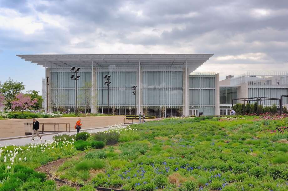 Among the significant cultural buildings designed by Renzo Piano is the Modern Wing of the Art Institute of Chicago. Photo: Charles G. Young, Interactive Design Architects