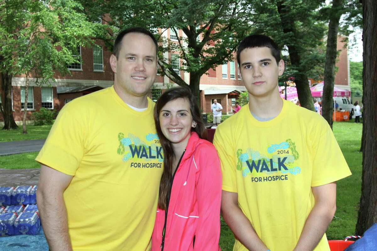 Were you Seen at The Community Hospice's 13th Annual Walk for Hospice at Siena College in Loudonville on Saturday, June 14, 2014? For more information on hospice programs and services, visit http://communityhospice.org