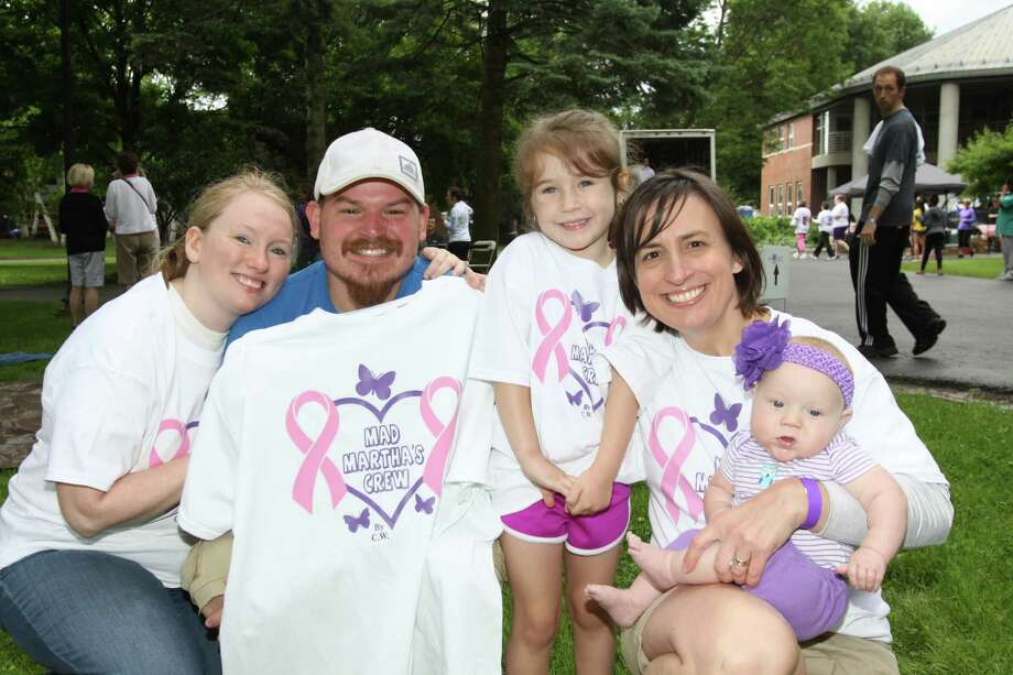Were you Seen at The Community Hospice's 13th Annual Walk for Hospice at Siena College in Loudonville on Saturday, June 14, 2014? For more information on hospice programs and services, visit http://communityhospice.org Photo: Tom Killips
