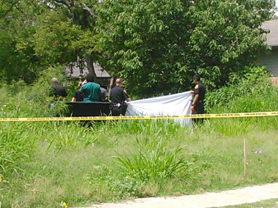 A man's body was found Saturday afternoon on the East Side. Photo: Mark D. Wilson