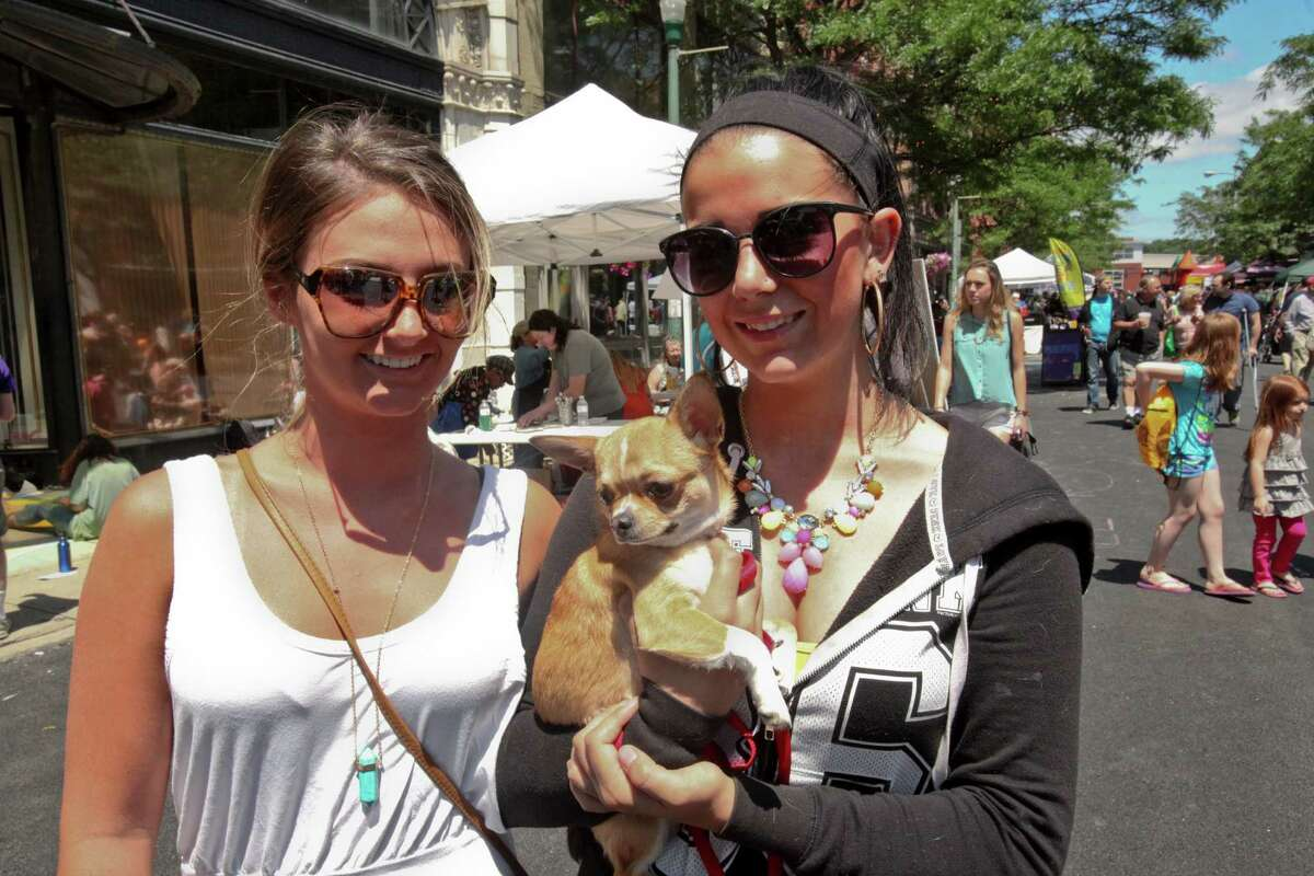 Were you Seen at the annual River Street Festival in downtown Troy on Saturday, June 14, 2014?