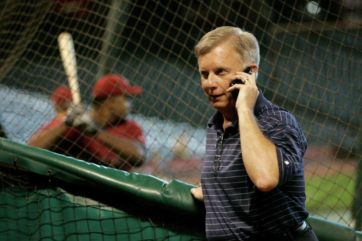 """Ed Wade carries """"a sense of pride"""" about his four-year stint as Astros general manager. Despite a bad rap for leaving the farm system barren, Wade has seen several of his acquisitions become part of the team's core."""