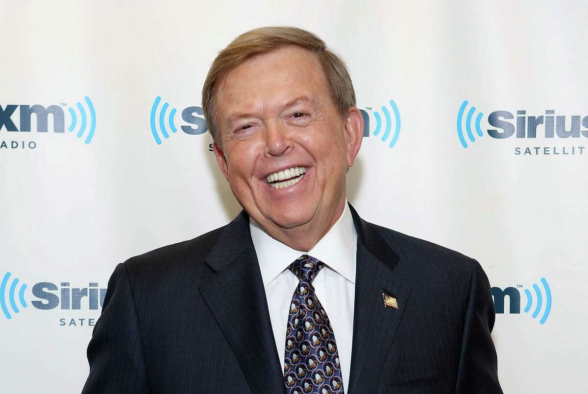 Lou Dobbs, once a KING-TV reporter, is leader of Trump