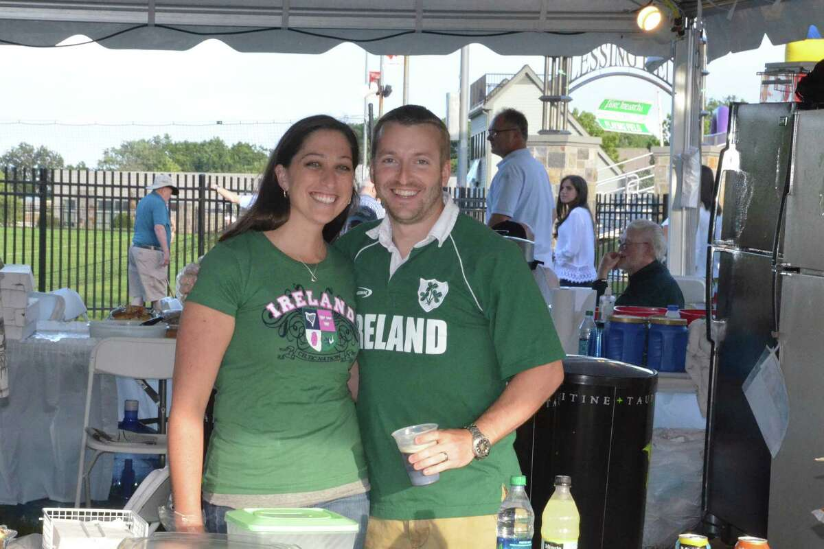 The annual Fairfield County Irish Festival is this Friday, Saturday and Sunday at Fairfield University. Find out more.