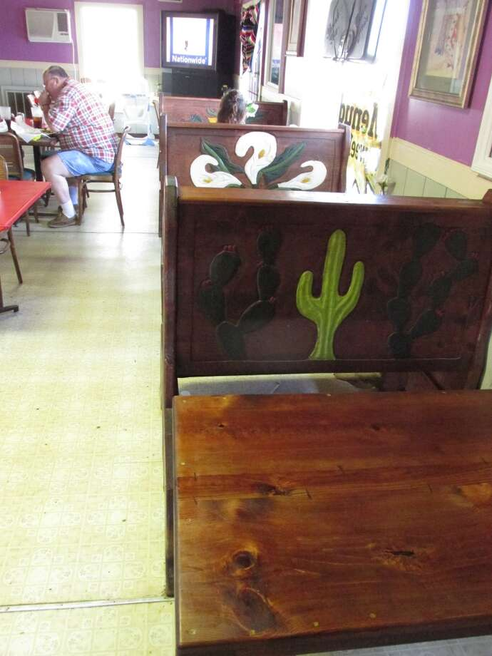 La Casita, a Mexican restaurant on College Street in Beaumont Photo: Grace Mathis/cat5