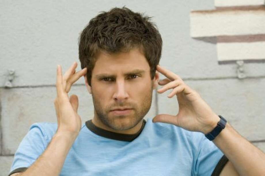 'Psych' star and Spurs loyalist James Roday will be in AT&T Center to cheer on his team. Photo: USA Network, USA